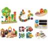 Развивающие деревян. игрушки для малышей