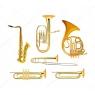 Духовые муз.инструменты