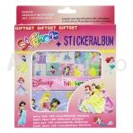 Set Набор детских стикеров (альбом, стикеры, подарочная упаковка). Ассорти.