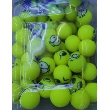 """Мяч-прыгун 2,7 см """"Эмоция"""" (140 шт. в пакете) (Арт.525-23), без ИС, кратно 140"""