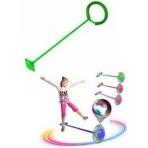 Нейроскакалка с подсветкой, цвет в ассортименте, развивающий тренажер для детей и взрослых!
