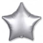 Шар Agura Звезда Платина (21 дюйм, в уп. 25 шт.) 751213 цена за 1шт