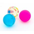 "Мяч-прыгун  3,2 см ""ПУЛЬС"" (арт. T016) кратно 100"