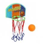 Набор для игры в баскетбол, щит 11,5*9 см, мяч