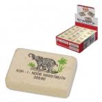 """Резинка стирательная KOH-I-NOOR """"Слон"""", прямоугольная, 31x21x8мм, цветная, картонный дисплей, 300/60"""