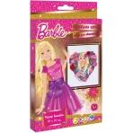 А.Холдинг/Набор д/дет.тв./Волшебная картина Barbie (Ткань,нитки,бисер,ленты,иглы,инструкция) /BRCA-UA1-FP1-BOX
