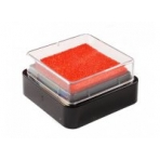 Штемпельная подушка для скрапбукинга (оранжевая)