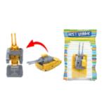 Игрушечный трансформер Робот-танк в пакете