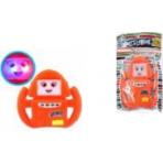 Интерактивная игрушка Руль, со световыми и звуковыми эффектами. 13 см.