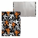Папка файловая пластиковая ErichKrause® Walkers, c 10 карманами, A4 (в пакете по 4 шт.)