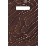 Пакет вырубной Шоколад голд (30*20 см) н00188254