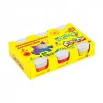 Краски пальчиковые для малышей Каляка-Маляка 60 мл 6 цв. 1+