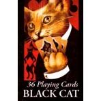 Карты игральные Черный кот 36 460-7-0196-4364-6