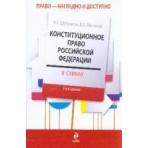 Конституционное право РФ в схемах: учеб. пособие д