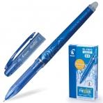 Ручка стираемая гелевая PILOT Frixion Point, игольч. узел 0,5мм, линия 0,25мм, синяя, BL-FRP-5