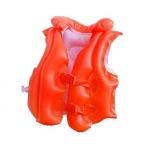 Жилет для плавания 50x47 см. Красный INTEX. Арт. 58671NP