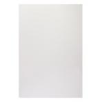 Доска для лепки Hatber А4ф Пластиковая Белая