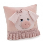 Подушка Свинка в юбке 37