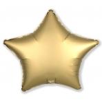 Шар Agura Звезда Золото (21 дюйм, в уп. 25 шт.) 751237 цена за 1шт