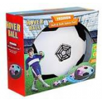 Шайба-мяч «Воздушный футбол» свет\звук, в коробке с окошком