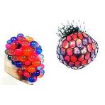 """Антистресс """"Виноград"""" с цветными шариками, цена указана за 1 шт, продаются набором 12 шт"""