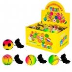 Мяч -прыгун с резинкой, Веселый спорт, 6 см, в ассортименте